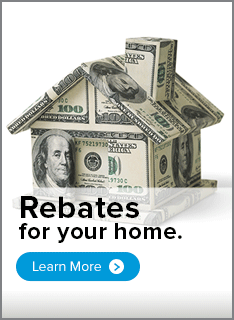 Rebates for your home