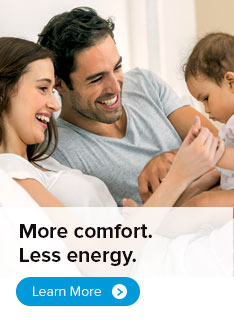 More Comfort, Less Energy Brochure (PDF)