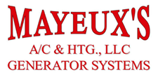Mayeux's A/C & Heating Generator Systems