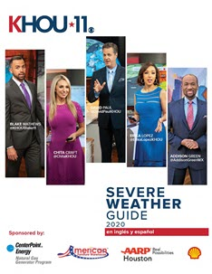 KHOU 11-2020 Severe Weather Guide