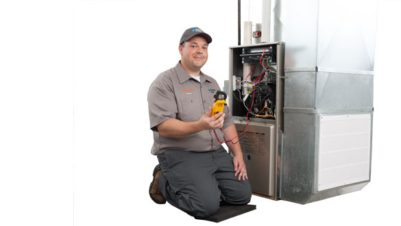 Schedule a furnace tune-up for your home