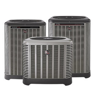 Ruud Air Conditioners Amp Residential Cooling Systems
