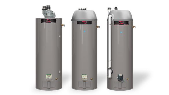 ruud water heaters