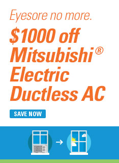 Ductless AC Promo