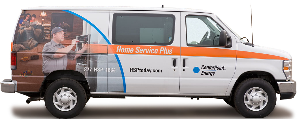Home Service Plus Van