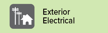 Exterior Electric Repair Plan icon
