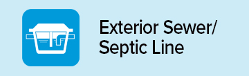 Sewer/Septic Line Repair icon