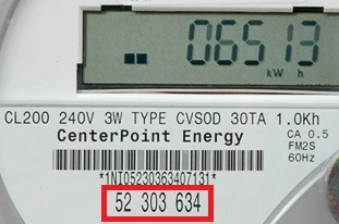 Center Point Number >> Outage Alerts