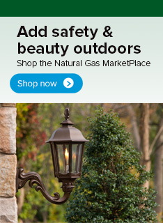 Natural Gas Lights