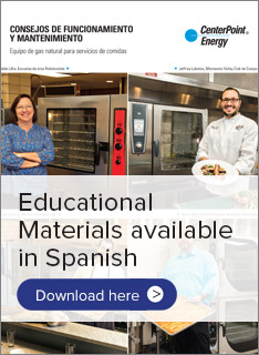 spanish foodservice guide