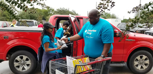 United Way of Greater Houston Day of Caring 2018
