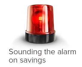 foodservice feature - Sound the Alarm on Savings