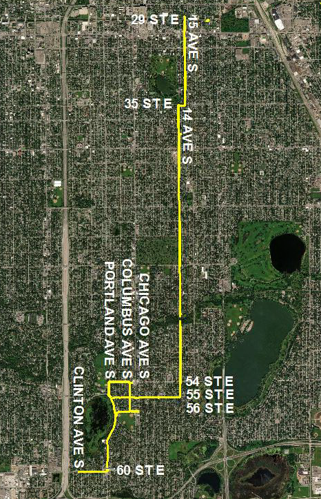 Minneapolis 2019 Belt Line Project