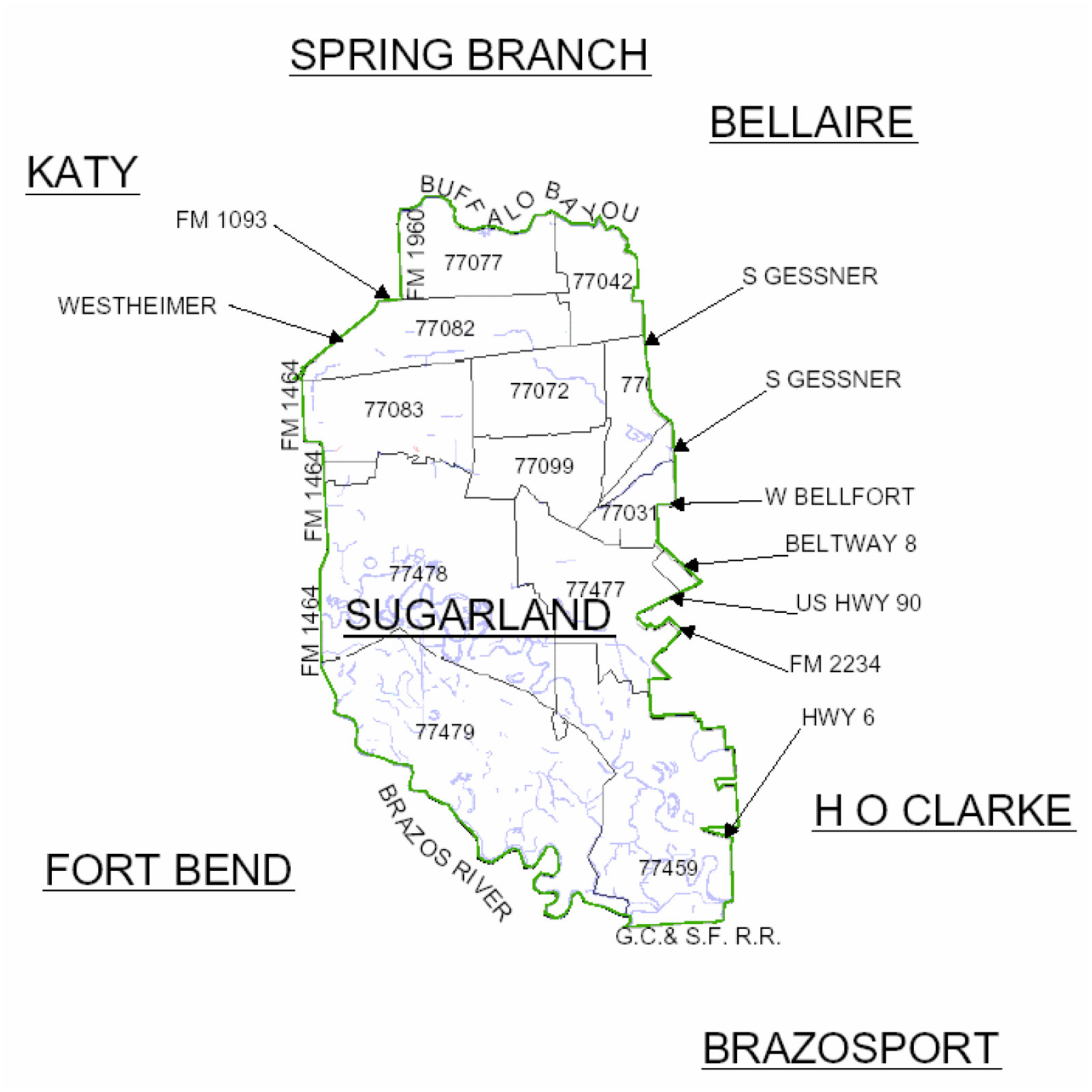 Updates by Service Center on bloomington map, center point energy system map, oncor map,